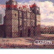 Tarjetas telefónicas de colección: 16-743. PINTURA CATEDRAL DE OXACA. MÉXICO. Lote 305270