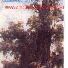 Tarjetas telefónicas de colección: 16-754. PINTURA. EL ARBOL DE LA NOCHE TRISTE. Lote 355561