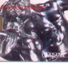 Tarjetas telefónicas de colección: 16-755. BRONCE. LA ETERNA PRIMAVERA. Lote 355562