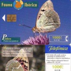 Tarjetas telefónicas de colección: TT USADA: 1999-09 PANDORA . Lote 4676823