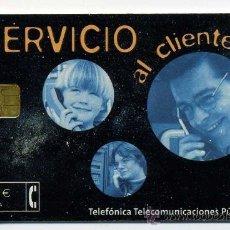 Tarjetas telefónicas de colección: TARGETA DE TELEFONICA__MAS TARGETAS Y MUCHO MAS EN MIS ARTICULOS HECHALES UN VISTAZO. Lote 10871466