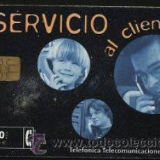 Tarjetas telefónicas de colección: TARJETA TELEFÓNICA . Lote 23491533