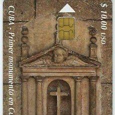 Cartões de telefone de coleção: TARJETA TELEFONICA DE CUBA 19. Lote 28361592