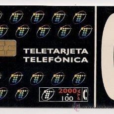 Tarjetas telefónicas de colección: TARJETA TELEFÓNICA USADA. . Lote 99321855