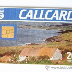 Tarjetas telefónicas de colección: TARJETA TELEFONICA TELECOM EIREANN CALLCARD IRLANDA. Lote 31371475