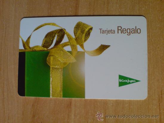 tarjeta regalo corte compensar
