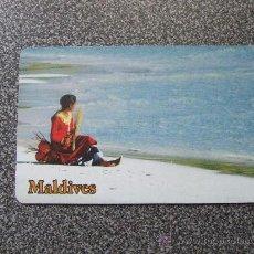 Tarjetas telefónicas de colección: TARJETA TELEFÓNICA DE MALDIVAS.. Lote 31931194