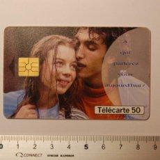 Tarjetas telefónicas de colección: TARJETA PREPAGO FRANCE TELECOM AÑO 98. USADA. Lote 34911449