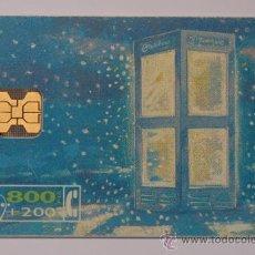"""Tarjetas telefónicas de colección: TARJETA TELEFÓNICA PREPAGO TELEFÓNICA """"FELIZ 1994"""". USADA. Lote 34918331"""