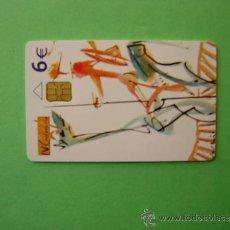 Cartões de telefone de coleção: TARJETA TELEFONICA DE ESPAÑA USADA CP TIRADA 251.000 06/05 TARGETAS TELEFONICAS. Lote 35093543