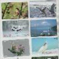 Cartes Téléphoniques de collection: LOTE DE 7 TARJETAS. Lote 42949725