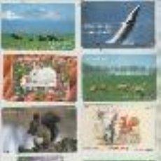 Cartes Téléphoniques de collection: LOTE DE 8 TARJETAS. Lote 42949736