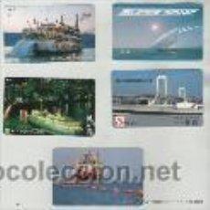 Cartes Téléphoniques de collection: LOTE DE 5 TARJETAS TELEFONICAS. Lote 42949742