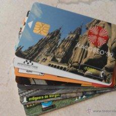 Tarjetas telefónicas de colección: TARJETAS DE 1.000 PTS. 6.01 € (LOTE DE 8 UDS.) VER FOTOS (POSIBILIDAD INDIVIDUALES). Lote 48841318
