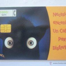 Tarjetas telefónicas de colección: TARJETA TELEFÓNICA ESPAÑA CAMEL. TIRADA 197.000. AÑO 1999. Lote 48236951