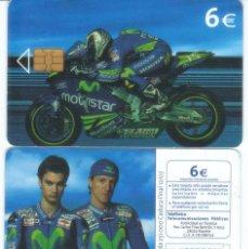 Cartões de telefone de coleção: TARJETA TELEFONICA MOTO PEDROSA Y GIBERNAU TT. Lote 77953239