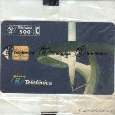Tarjetas telefónicas de colección: TARJETA TELEFONICA 1998 TORRE DE MONTJUICH NUEVA PRECINTADA TIRADA 6000 P 319. Lote 49667279