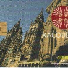 Tarjetas telefónicas de colección: TARJETA TELEFONICA XACOBEO 99 CATEDRAL 3/ 1999 VER DETALLE TT. Lote 245530555