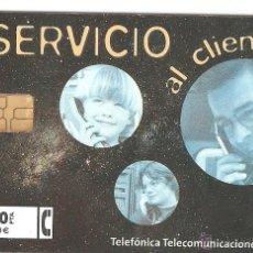 Tarjetas telefónicas de colección: TARJETA TELEFONICA TELEFONO. Lote 222881408