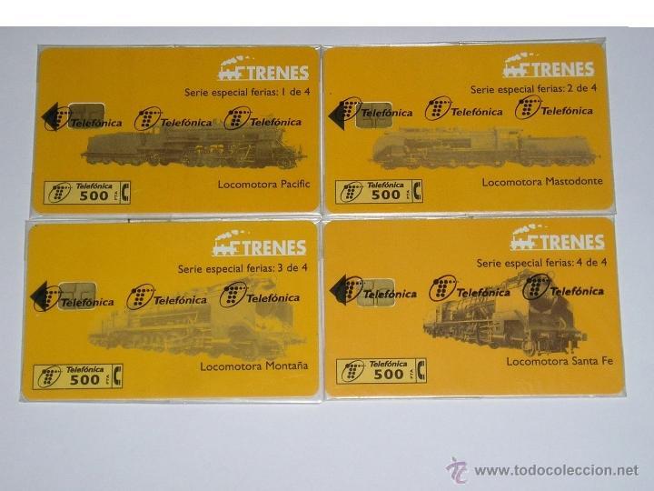 COLECCION TARJETAS TELEFONICAS ESPAÑA NUEVAS PRECINTADAS (Coleccionismo - Tarjetas Telefónicas)