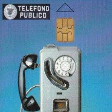 Tarjetas telefónicas de colección: ESPAÑA. TELÉFONO DE PESETAS. 02/2002. Lote 53360715