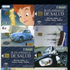 Tarjetas telefónicas de colección: BONITO LOTE DE 68 TARJETAS TELEFONICAS. Lote 53711670