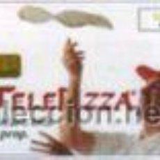 Cartes Téléphoniques de collection: ESPAÑA TT TARJETA TELEFONICA TELEPIZZA. Lote 53785286