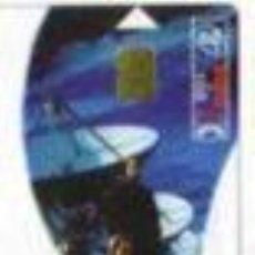 Cartes Téléphoniques de collection: ESPAÑA TT TARJETA TELEFONICA CINE PELICULAS CONTACT 1997. Lote 53800723