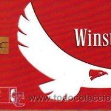 Cartes Téléphoniques de collection: ESPAÑA TT TARJETA TELEFONICA TABACO WINSTON 2000. Lote 53802628