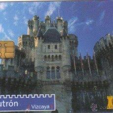Cartes Téléphoniques de collection: ESPAÑA TT TARJETA TELEFONICA CASTILLOS BUTRON 2006. Lote 53803375