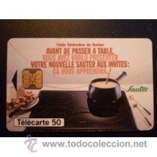 Cartes Téléphoniques de collection: TARJETA TELEFONICA TELECARTE 50 TTSAUTER 1997. Lote 54110778