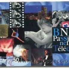 Cartes Téléphoniques de collection: TARJETA TELEFONICA TELECARTE 50 TT BNVT AZUL. Lote 54112875