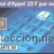 Cartes Téléphoniques de collection: LOTE TARJETAS TELEFONICAS TELECARTE 50 DIFERENTES TT SIGNAL D`APPEL. Lote 54190174