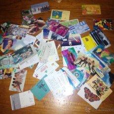 Tarjetas telefónicas de colección: LOTE DE TARGETAS TELEFONICAS ALEMANAS. Lote 54886788