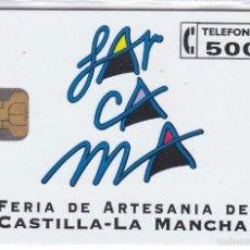 Tarjetas telefónicas de colección: P-005 TARJETA DE ESPAÑA FARCAMA DE TIRADA 3000 NUEVA. Lote 56157353
