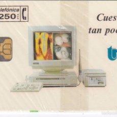 Tarjetas telefónicas de colección: P-019 TARJETA DE ESPAÑA TROPHY DE TIRADA 2000 NUEVA. Lote 56157453