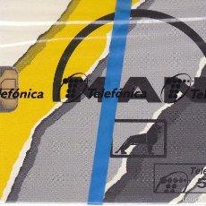 Tarjetas telefónicas de colección: P-023 TARJETA DE ESPAÑA MAN DE TIRADA 3200 NUEVA. Lote 56157479
