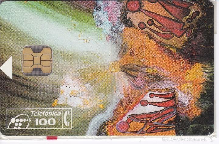 P-029 TARJETA SUEÑO AFRICANO DE TIRADA 2000 NUEVA CON BLISTER (Coleccionismo - Tarjetas Telefónicas)
