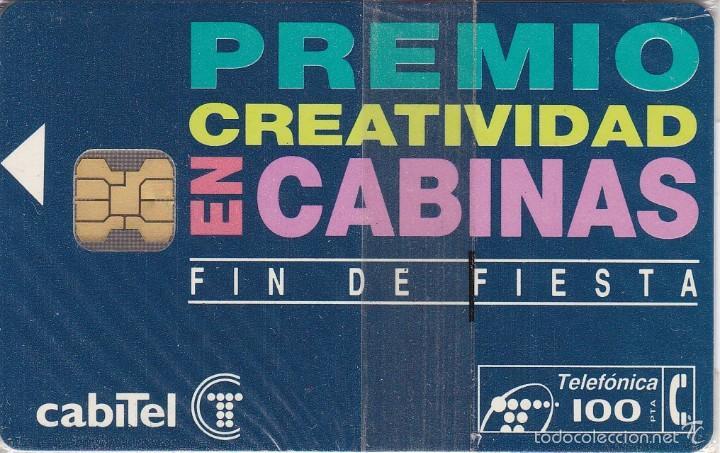 P-054 TARJETA DE ESPAÑA DE LA KABUTZIA DE TIRADA 2500 NUEVA CON BLISTER (Coleccionismo - Tarjetas Telefónicas)