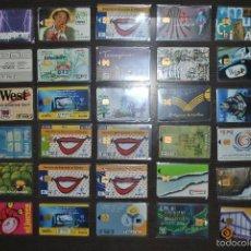 Tarjetas telefónicas de colección: LOTE 466 TARJETAS TELEFÓNICAS. Lote 57125874