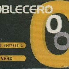 Tarjetas telefónicas de colección: TARJETA EL CORTE INGLES. Lote 58393390