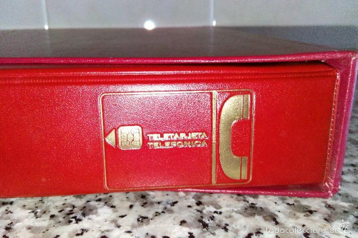 ÁLBUM CON 500 TELETARJETAS TELEFÓNICAS DE BRASIL.TARJETAS USADAS.VER FOTOS (Coleccionismo - Tarjetas Telefónicas)