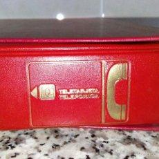 Tarjetas telefónicas de colección: ÁLBUM CON 500 TELETARJETAS TELEFÓNICAS DE BRASIL.TARJETAS USADAS.VER FOTOS. Lote 58514775