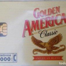 Tarjetas telefónicas de colección - Tarjeta telefónica. Golden American - 62978588
