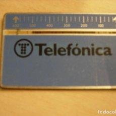 Tarjetas telefónicas de colección: SPANISH PHONE CARD - TELEFONICA 600 PTAS - TARJETA TELEFONICA - TELECARTE - TELEFONO ESPAÑA. Lote 64447287