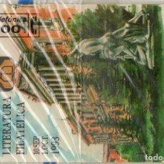 Tarjetas telefónicas de colección: TARJETA TELEFONICA PRECINTADA PRIVADA P 021 , DE ESPAÑA , LEER. Lote 68629077