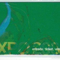 Tarjetas telefónicas de colección: TARJETA EXPO 2000 HANNOVER . Lote 80698590