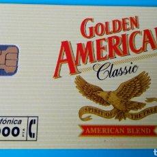 Tarjetas telefónicas de colección - TARJETA TELEFÓNICA - Golden American - 83562940