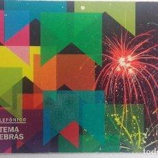 Tarjetas telefónicas de colección: TARJETA TELEFÓNICA BRASIL . Lote 96022035