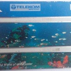 Tarjetas telefónicas de colección: TARJETA TELEFÓNICA MALASIA . Lote 96023303